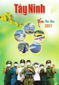Báo Tây Ninh Xuân Tân Sửu 2021