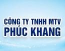 Công ty TNHH MTV Phúc Khang