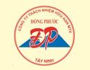 Cty TNHH MTV Đồng Phước Tây Ninh