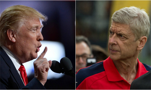 piers morgan donald trump da sa thai wenger neu co quyen