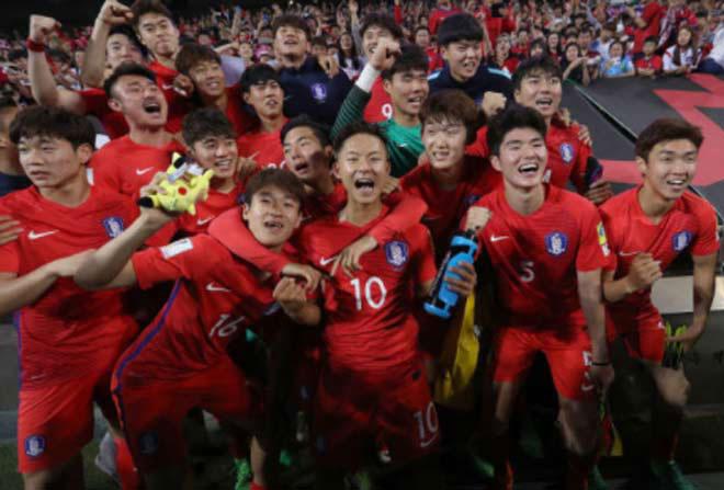 vong 1 8 u20 world cup rang danh chau a cho co tich keo dai