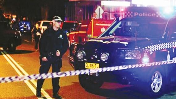 Cảnh sát Australia tăng cường tuần tra trong chiến dịch truy quét khủng bố tại Sydney
