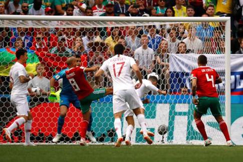 Ronaldo tạo sự khác biệt cho Bồ Đào Nha hạ Ma Rốc - ảnh 2