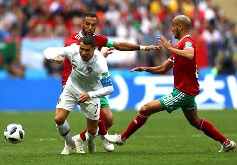 Ronaldo tạo sự khác biệt cho Bồ Đào Nha hạ Ma Rốc - ảnh 3