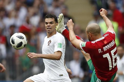 Ronaldo tạo sự khác biệt cho Bồ Đào Nha hạ Ma Rốc - ảnh 5
