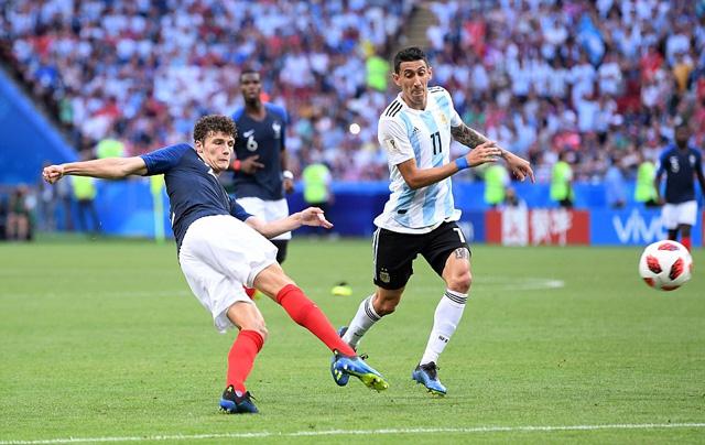 Pháp 4-3 Argentina: Mbappe tỏa sáng tiễn Messi về nước