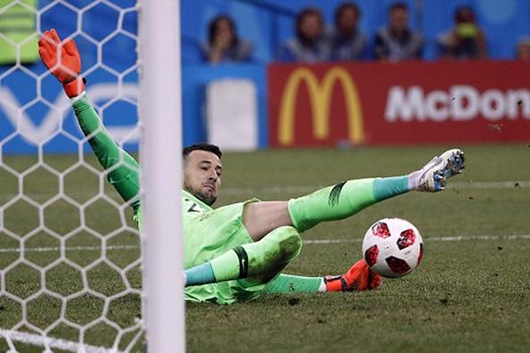 Croatia 1-1 Đan Mạch (pen 3-2): Croatia run rẩy vào tứ kết