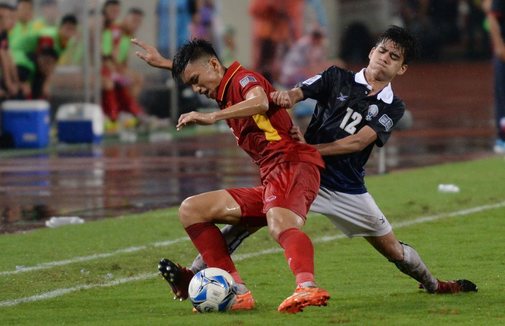 Văn Hậu - ngôi sao trẻ được kỳ vọng tỏa sáng ở AFF Cup