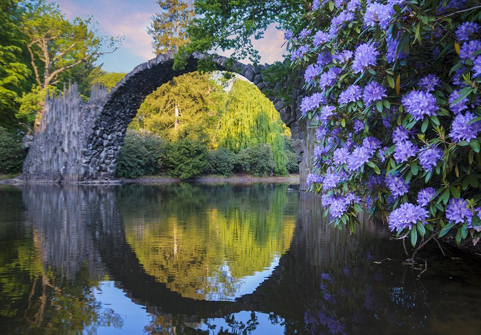 Chiêm ngưỡng những cây cầu kỳ lạ trên thế giới