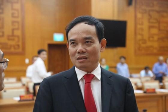 Description: Bí thư Tỉnh ủy Tây Ninh Trần Lưu Quang làm Phó Bí thư Thường trực Thành ủy TPHCM ảnh 3