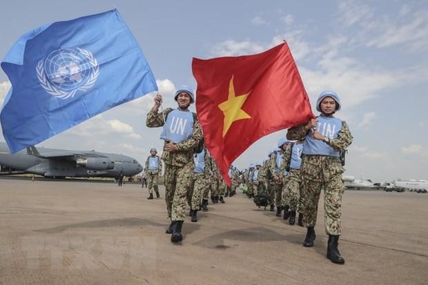 Description: Viet Nam dai dien ASEAN cam ket bao ve dan thuong trong xung dot hinh anh 2