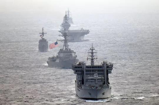 Description: Đến lúc chấm dứt hành động bắt nạt ở biển Đông - Ảnh 1.