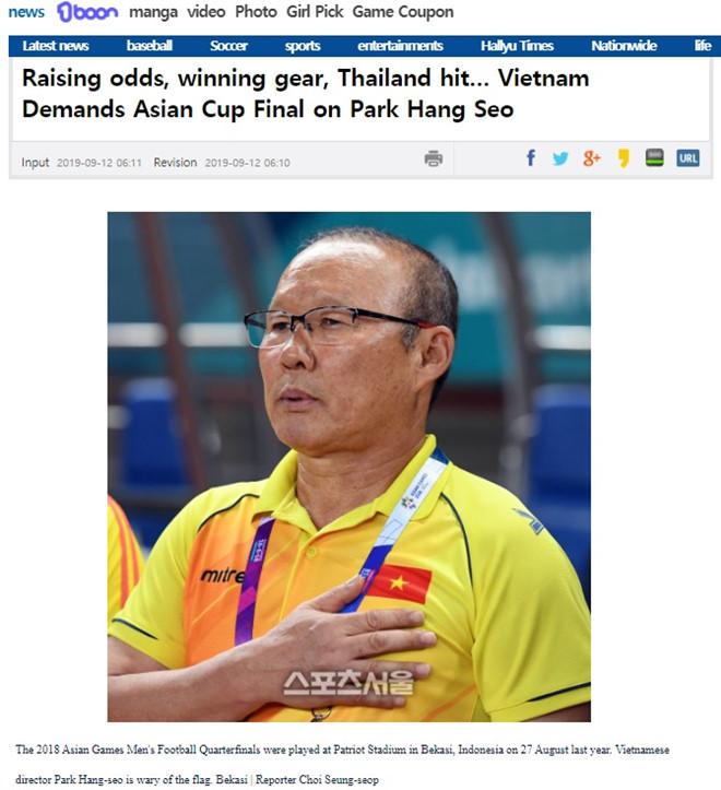 Description: Hop dong moi yeu cau HLV Park dua Viet Nam toi chung ket Asian Cup? hinh anh 1
