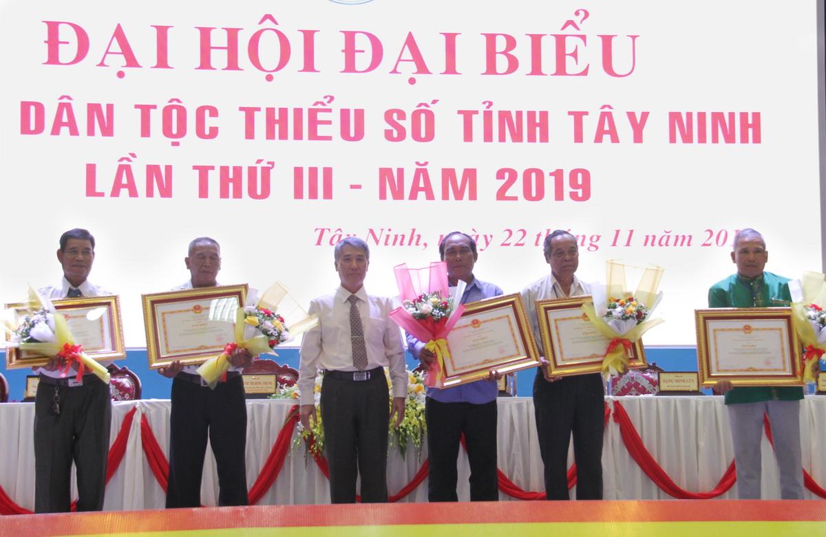 Đại hội đại biểu các dân tộc thiểu số tỉnh Tây Ninh lần thứ III