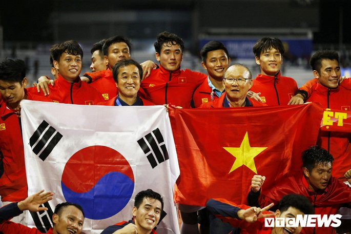 Description: U22 Viet Nam: Sau HCV SEA Games la giac mong Olympic hinh anh 1