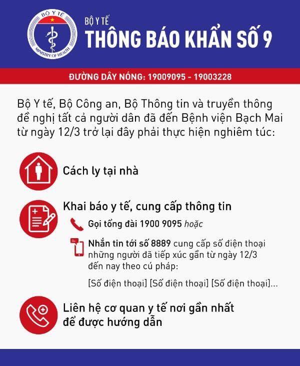 Description: https://media.suckhoedoisong.vn/Images/thaibinh/2020/03/29/thong_bao_khan_so_9_cua_BYT.jpg