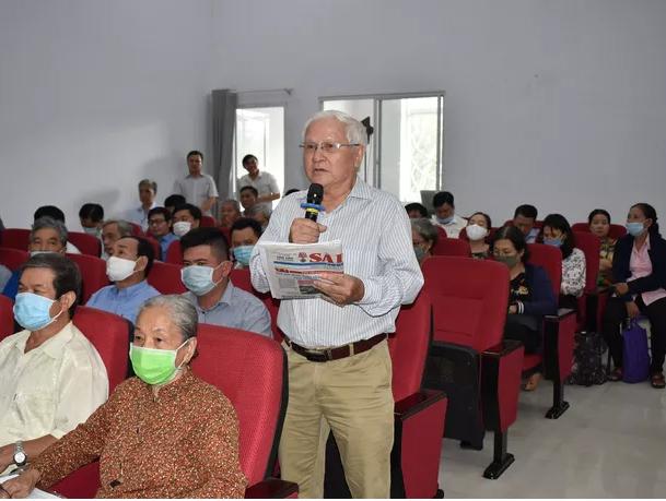 Phó Bí thư Thường trực Thành ủy TP HCM: Xin lỗi cử tri vì giải quyết vụ Thủ Thiêm rất chậm - Ảnh 1.