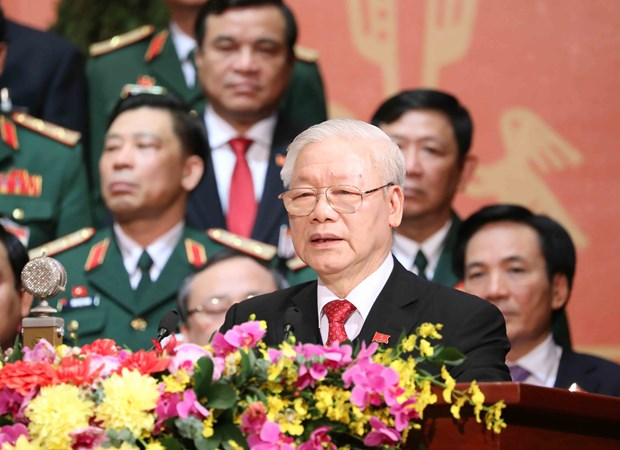 Tổng Bí thư: Phát huy sức mạnh và ý chí vươn lên của dân tộc