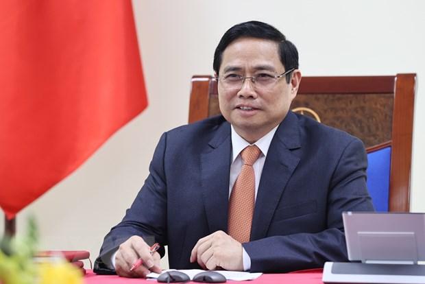 Thu tuong Pham Minh Chinh du Hoi nghi cac Nha Lanh dao ASEAN hinh anh 1