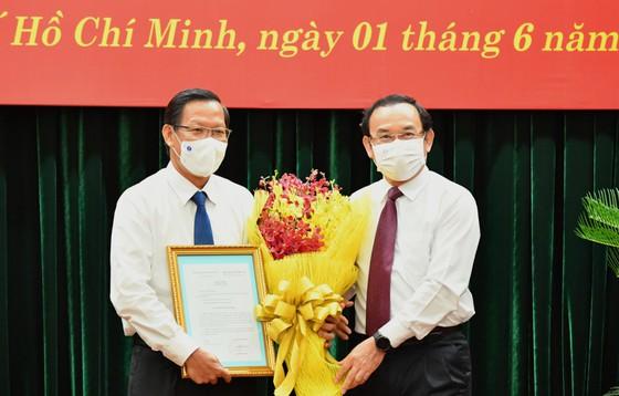 Đồng chí Phan Văn Mãi làm Phó Bí thư Thường trực Thành ủy TPHCM ảnh 3