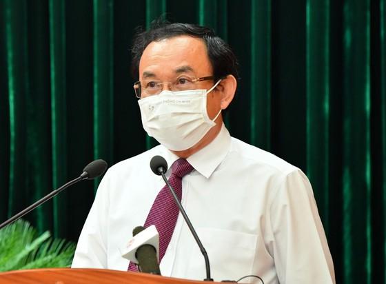 Đồng chí Phan Văn Mãi làm Phó Bí thư Thường trực Thành ủy TPHCM ảnh 4