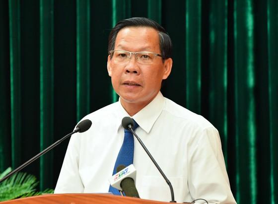 Đồng chí Phan Văn Mãi làm Phó Bí thư Thường trực Thành ủy TPHCM ảnh 6