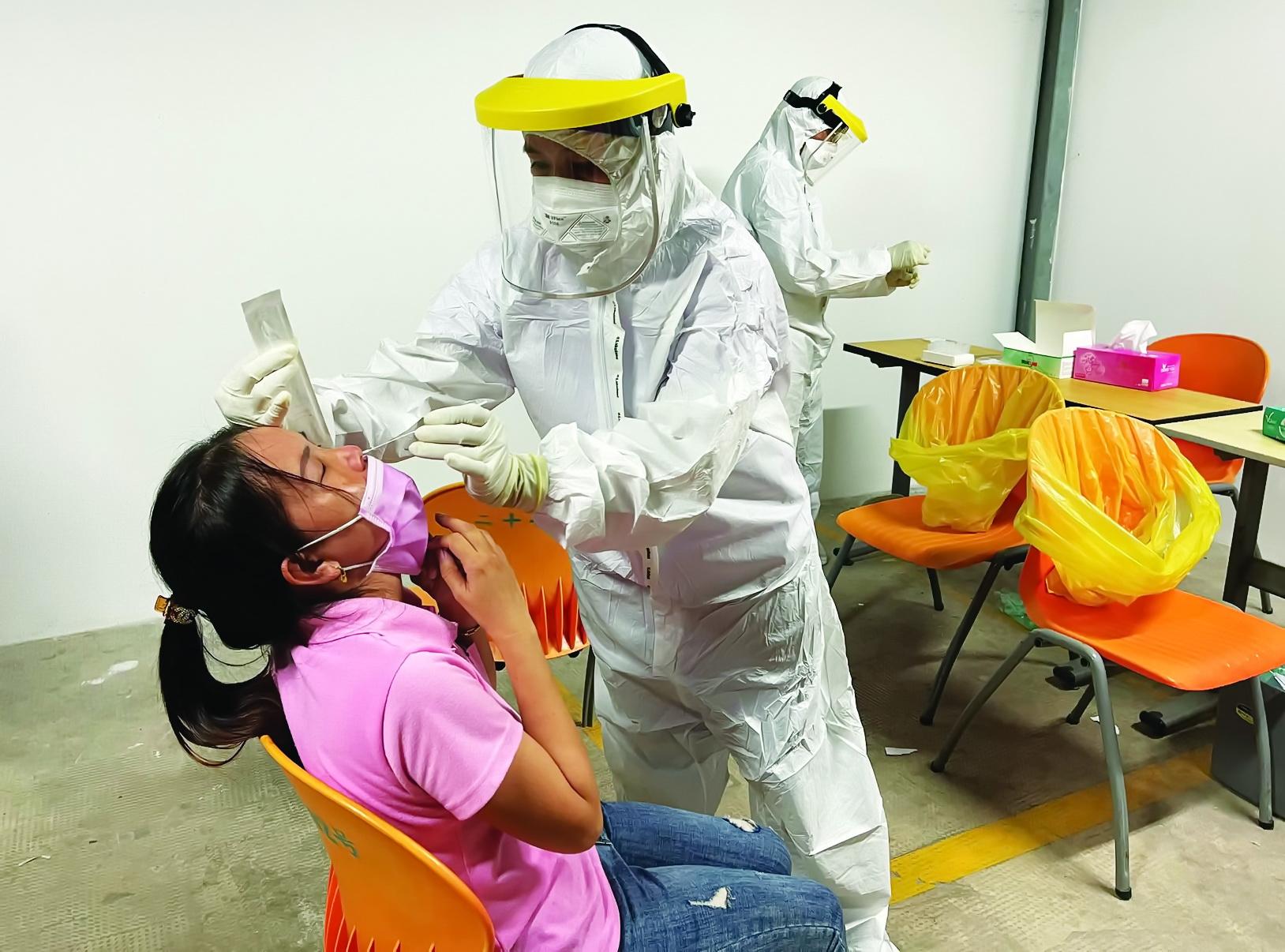Nghiêm túc thực hiện các biện pháp chống dịch