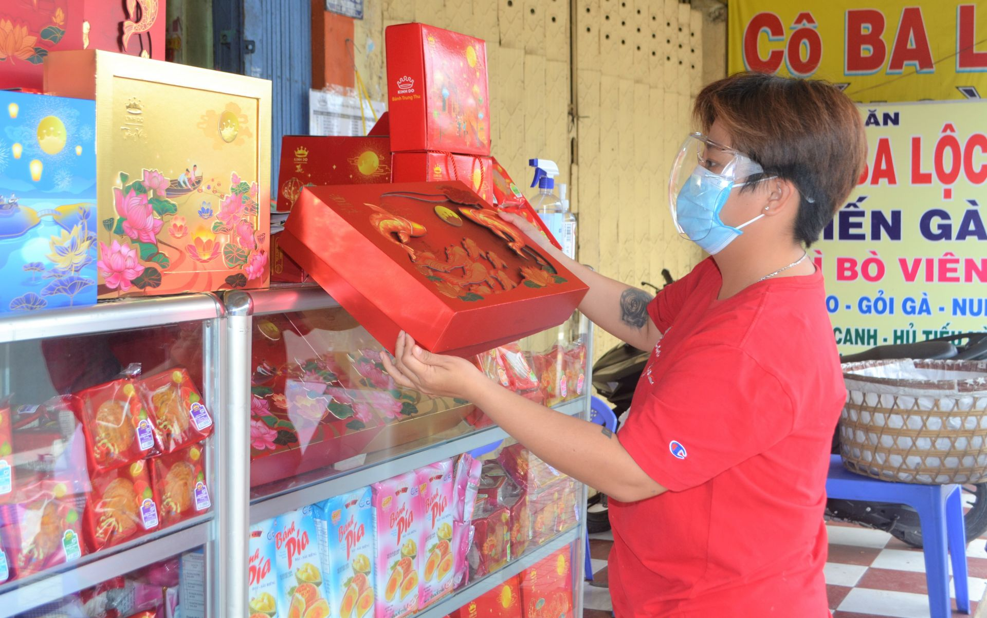 Điểm báo in Tây Ninh ngày 15.09.2021