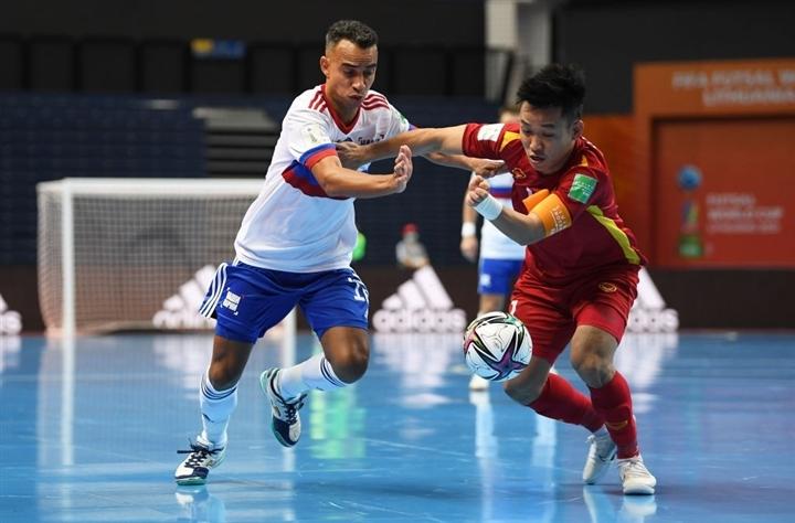 Thua sát nút Á quân thế giới, tuyển Việt Nam chia tay World Cup futsal 2021 - 1