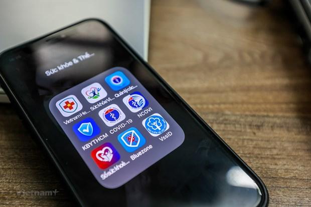 Thống nhất chung một ứng dụng, người có app xanh được phép di chuyển