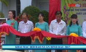 Khai mạc Hội báo Xuân Đinh Dậu 2017