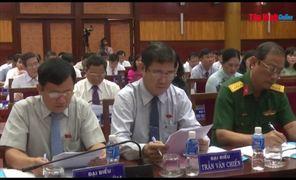 Bế mạc kỳ họp thứ sáu HĐND tỉnh khoá IX
