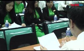 Chi bộ Vietcombank Tây Ninh, 8 năm liền đạt trong sạch, vững mạnh