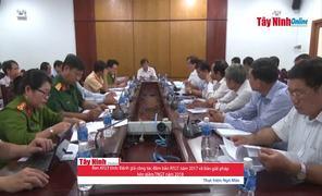 Ban ATGT tỉnh: Bàn giải pháp kéo giảm TNGT năm 2018