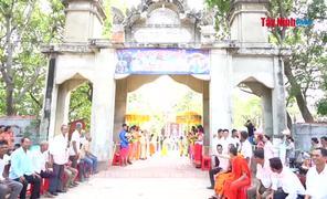 Lãnh đạo UB.MTTQ Việt Nam chúc tết Chol Chnam Thmay đồng bào dân tộc Khmer ở Tây Ninh