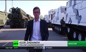 Nhìn gần dàn khí tài Nga duyệt binh Ngày Chiến thắng