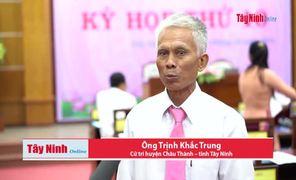 Khai mạc trọng thể Kỳ họp thứ 10, HĐND tỉnh Tây Ninh khóa IX