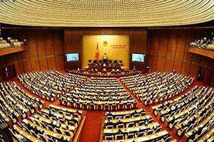 TRỰC TIẾP: Kỳ họp thứ 7, Quốc hội khóa XIV