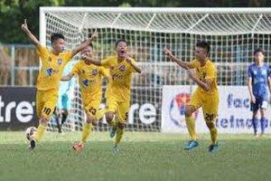 [Trực tiếp] U17 Khánh Hòa 1-4 U17 Thanh Hóa