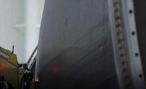 """Clip cận cảnh quá trình lắp ráp """"siêu máy bay"""" Boeing 787-10 của Vietnam Airlines"""