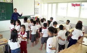 Ngành Giáo dục và Đào tạo Tây Ninh tích cực chuẩn bị cho năm học mới