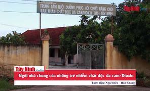 Ngôi nhà chung của những trẻ nhiễm chất độc da cam/Dioxin