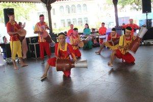 Trực tiếp-Chương trình nghệ thuật khai mạc Ngày Tây Ninh tại Hà Nội