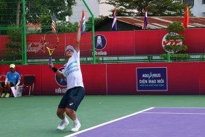 Trực tiếp trận chung kết đơn nam giữa Daniel Nguyễn và Rio Noguchi