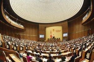 Trực tiếp: Quốc hội khai mạc kỳ họp thứ 8
