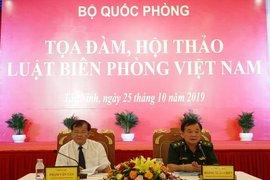 Bộ Quốc phòng: Hội thảo góp ý Dự thảo Luật Biên phòng Việt Nam