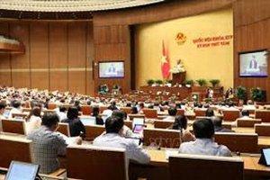 Trực tiếp Quốc hội thảo luận về kinh tế, xã hội và NSNN năm 2019