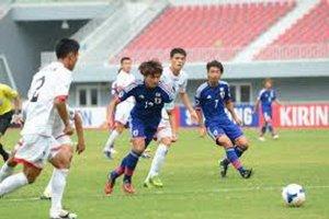 Trực tiếp U19 Nhật Bản -U19 Guam
