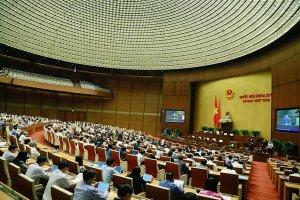 Trực tiếp: Quốc hội chất vấn Bộ trưởng Nguyễn Xuân Cường