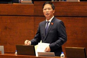 Quốc hội chất vấn Bộ trưởng Trần Tuấn Anh
